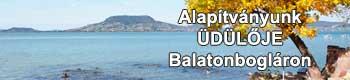 SOS Szolgálat Alapítvány Balatonboglári üdülője