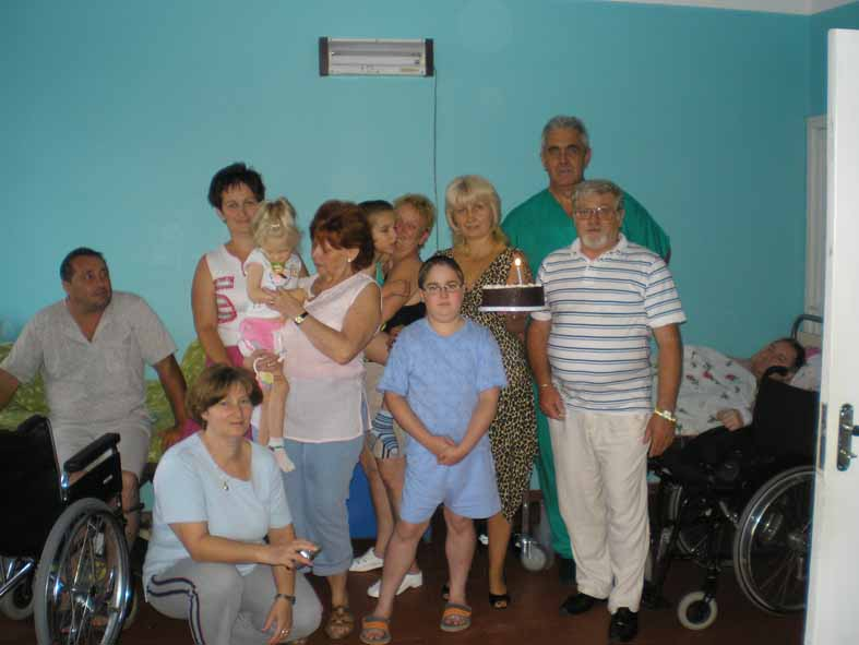 SOS Szolgálat Alapítvány Völgyi Martin